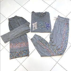 Gap Body- Pajama Set